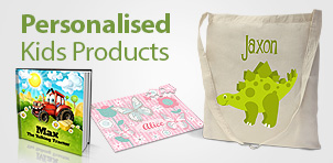 Personalised Kids Products